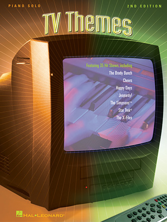 Product Cover for TV Themes – Second Edition