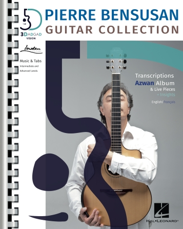 Product Cover for Pierre Bensusan – Guitar Collection