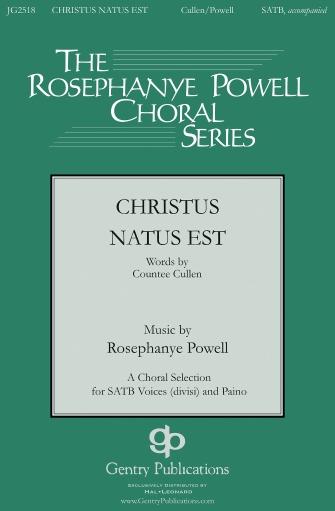 Product Cover for Christus Natus Est