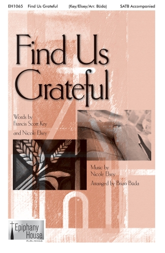 Product Cover for Find Us Grateful