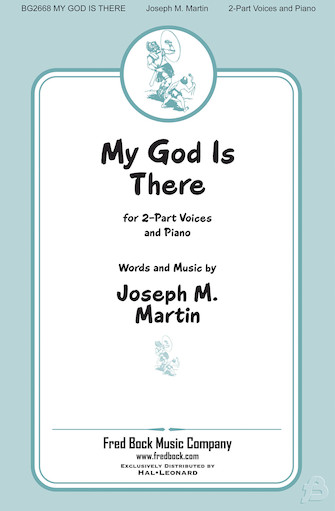 Product Cover for My God Is There