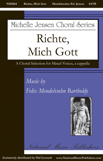 Product Cover for Richte, Mich Gott
