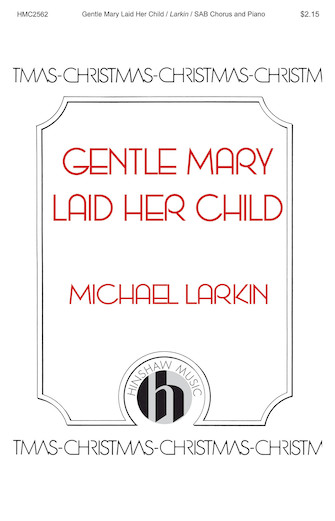 Product Cover for Gentle Mary Laid Her Child