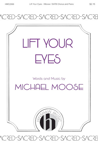 Product Cover for Lift Your Eyes