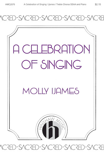 Product Cover for Celebration of Singing