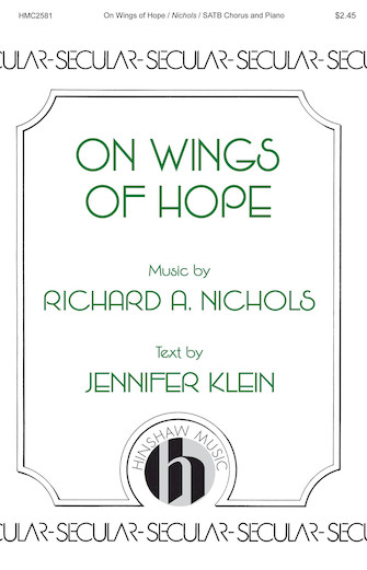 Product Cover for On Wings of Hope