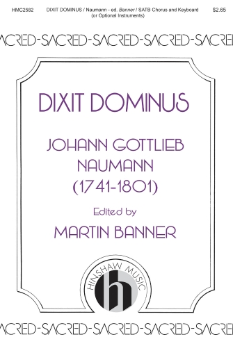 Product Cover for Dixit Dominus