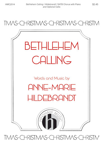 Product Cover for Bethlehem Calling