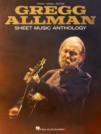 Product Cover for Gregg Allman Sheet Music Anthology