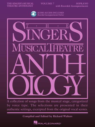 The Singer's Musical Theatre Anthology – Volume 7