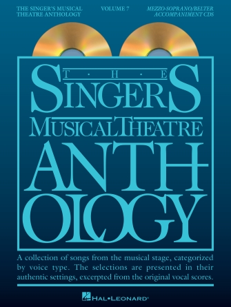 Product Cover for Singer's Musical Theatre Anthology – Volume 7