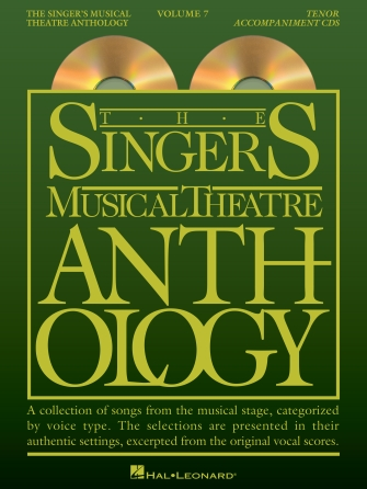 Product Cover for The Singer's Musical Theatre Anthology – Volume 7