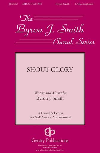 Product Cover for Shout Glory