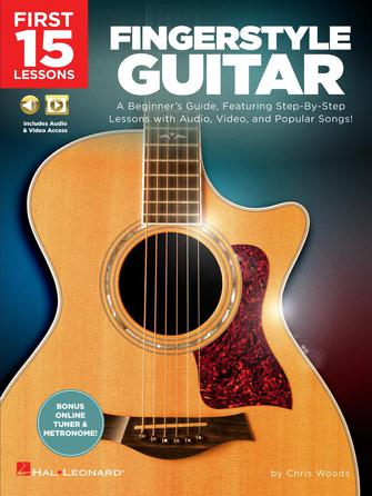First 15 Lessons  Fingerstyle Guitar