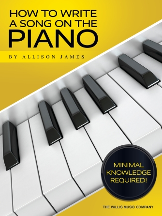 Product Cover for How to Write a Song on the Piano