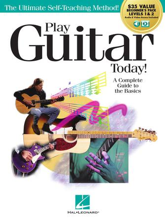 Product Cover for Play Guitar Today! All-in-One Beginner's Pack