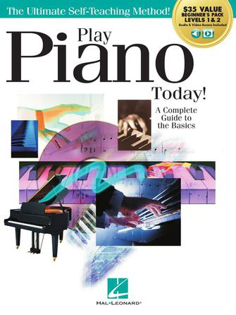 Play Piano Today! All-in-One Beginner's Pack