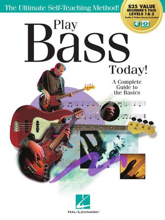 Product Cover for Play Bass Today! All-in-One Beginner's Pack