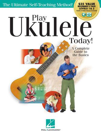Product Cover for Play Ukulele Today! All-in-One Beginner's Pack