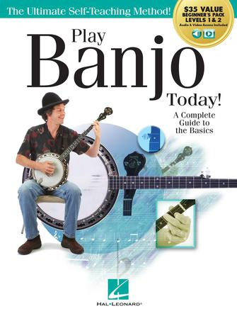Product Cover for Play Banjo Today! All-in-One Beginner's Pack