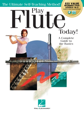 Product Cover for Play Flute Today! Beginner's Pack