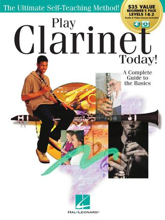 Product Cover for Play Clarinet Today! Beginner's Pack