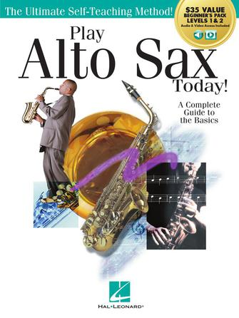 Product Cover for Play Alto Sax Today!