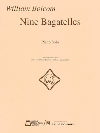 Product Cover for Nine Bagatelles