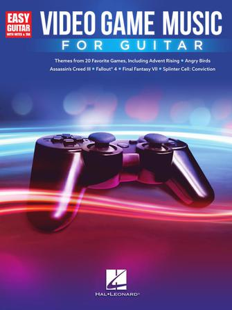 Product Cover for Video Game Music for Guitar
