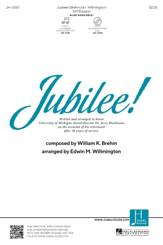 Product Cover for Jubilee!