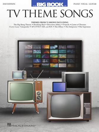 Big Book of TV Theme Songs – 2nd Edition