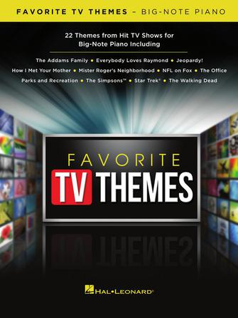 Product Cover for Favorite TV Themes