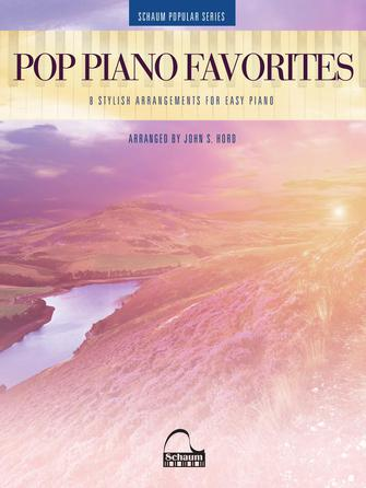 Product Cover for Pop Piano Favorites