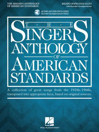 Product Cover for The Singer's Anthology of American Standards