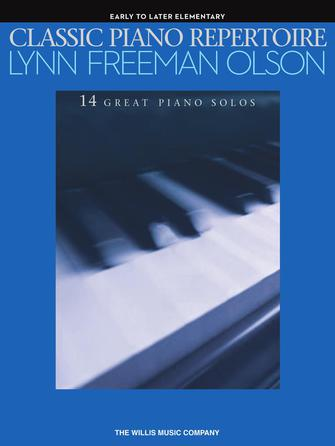 Product Cover for Classic Piano Repertoire – Lynn Freeman Olson