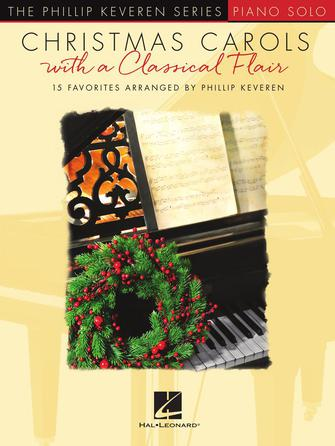 Product Cover for Christmas Carols with a Classical Flair