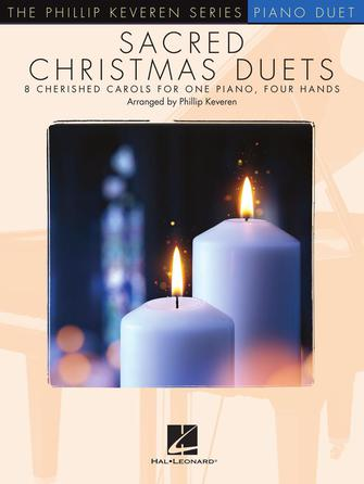 Product Cover for Sacred Christmas Duets