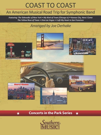 Product Cover for Coast to Coast: An American Musical Road Trip