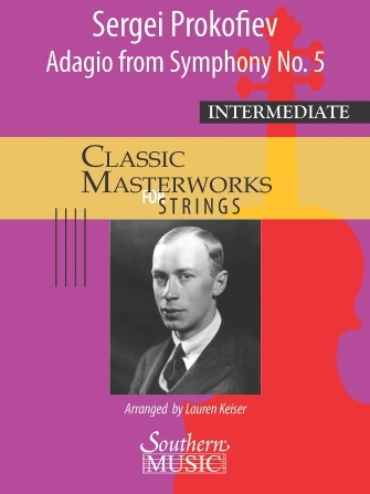 Product Cover for Adagio from Symphony No. 5