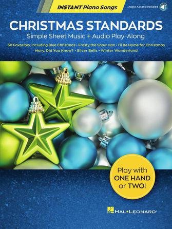 Product Cover for Christmas Standards – Instant Piano Songs