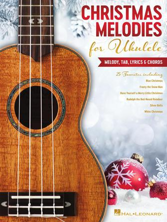 Product Cover for Christmas Melodies for Ukulele