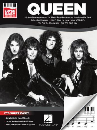 Queen Super Easy Songbook