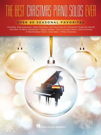 Product Cover for The Best Christmas Piano Solos Ever