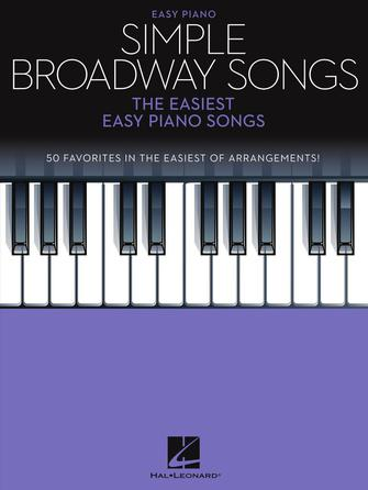 Product Cover for Simple Broadway Songs