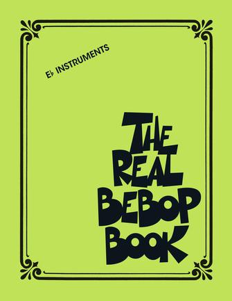 The Real Bebop Book Eb