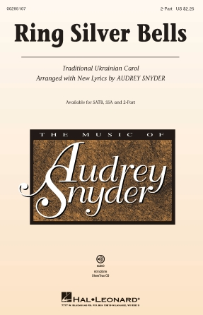 Ring Silver Bells : 2-Part : Audrey Snyder : Sheet Music : 00295107 : 888680945558