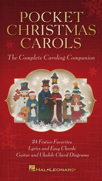 Product Cover for Pocket Christmas Carols