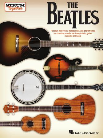 Product Cover for The Beatles – Strum Together