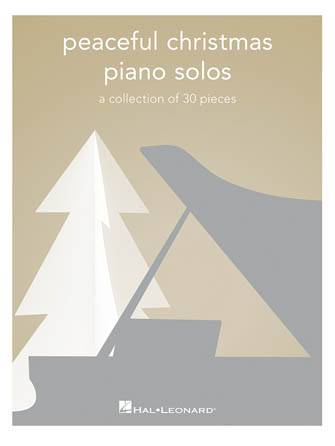 Product Cover for Peaceful Christmas Piano Solos