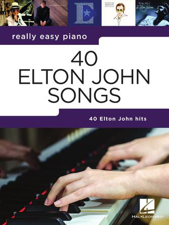 Product Cover for 40 Elton John Songs